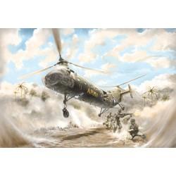 H-21C SHAWNEE FLYING BANANA