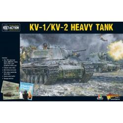 KV-1/KV2 HEAVY TANK