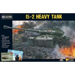 IS-2 HEAVY TANK ESCALA 1:56
