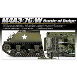 """M4A3 (76) W """"BATTLE OF THE..."""