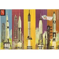 Spacecraft 5 in 1 Model Man...