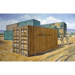 20´MILITARY CONTAINER