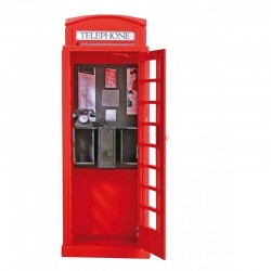 Cabina de Teléfono...