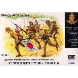 JAPANESE IMPERIAL MARINES,...