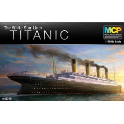 The White Star Liner TITANIC