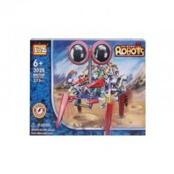 Robot con patas y motor....