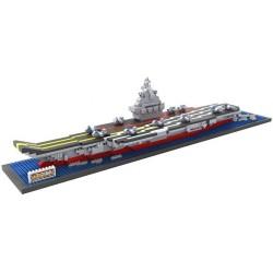 Portaaviones 1300 piezas