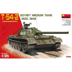 T-54-2 Soviet Medium tank...