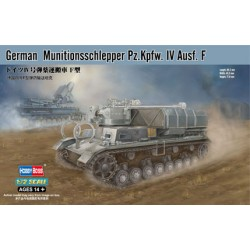 GERMAN MUNITIONSSCHLEPPER...