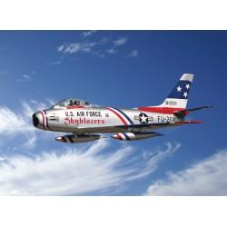 F-86F SABRE JET SKYBLAZERS